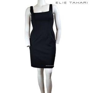[8] Elie Tahari - Kearny Midi Dress